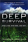 Deep Survival (Hardcover) by Laurence Gonzales