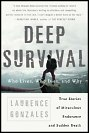 Deep Survival (Paperback) by Laurence Gonzales