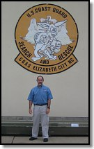 Doug Ritter at USGC Air Station Elizabeth City
