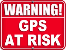 GPS AT RISK