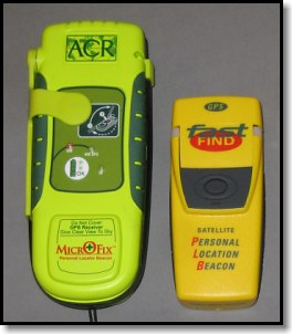 McMurdo Fast Find vs ACR MicrOFix