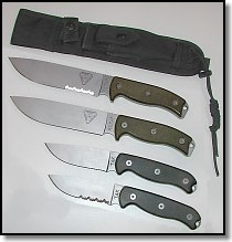 Jeff Randall's RAT knives