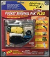 Pocket Survival pak PLUS designed by Doug Ritter