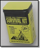Tacoma Mountain Rescue Your All Purpose Survival Kit