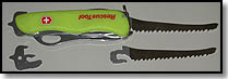 Rescue Tool Glass Saw