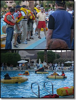 Water Survival at AOPA Expo 2006