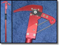AxelCut hoist cable cutter