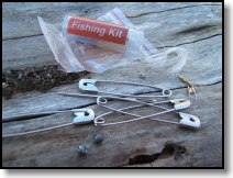SOL Fishing Kit - No Fish Hooks
