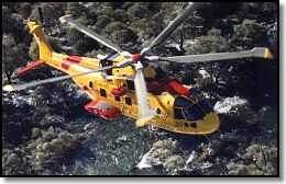 Canadian Cormorant Search and Rescue Helicopter