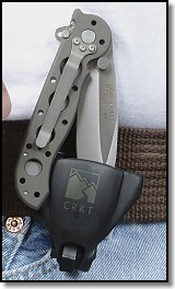 CRK&T Merlin Quick Draw Sheath