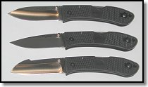 KA-BAR Dozier folders
