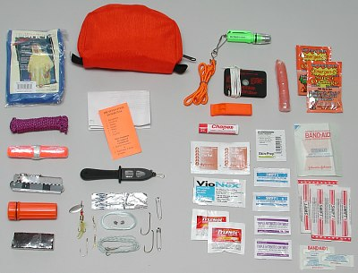 Northstar Survival Kodiak Personal Survival Kit