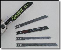Replaceable Saw Blades
