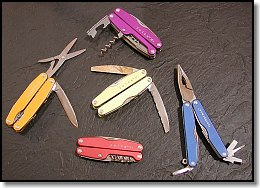 Leatherman Juice Pocket Tools