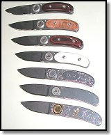 Lone Wolf Knives Paul Knives