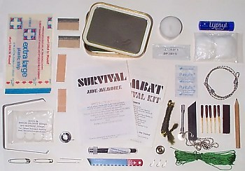 Penrith Combat Survival Kit