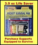 Doug Ritter designed Pocket Survival Pak