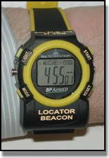 BP beacon/watch