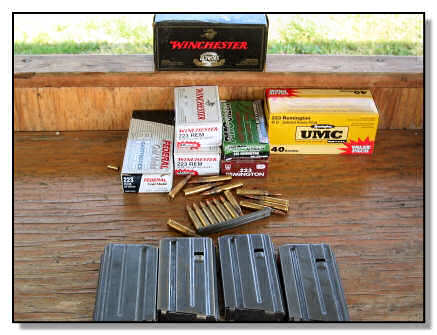 Some of the ammo used II