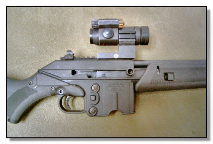 Mounted Aimpoint