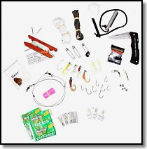 WSI Mini-Survival Kit by Survival Sheath Systems
