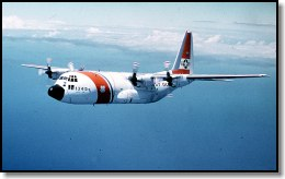 USCG C0130 from Barbers Point, HI
